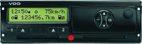 Тахограф Continental VDO DTCO 1381