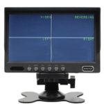 Монитор 7″ для авторегистраторов с аудио функцией