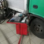 Тарировка топливного бака в условиях сервисного центра
