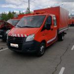Выездной монтаж системы мониторинга транспорта на грузовик ГАЗЕЛЬ