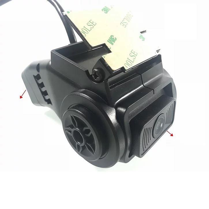 Видеокамера двусторонняя М2Медиа-AHD front|driver
