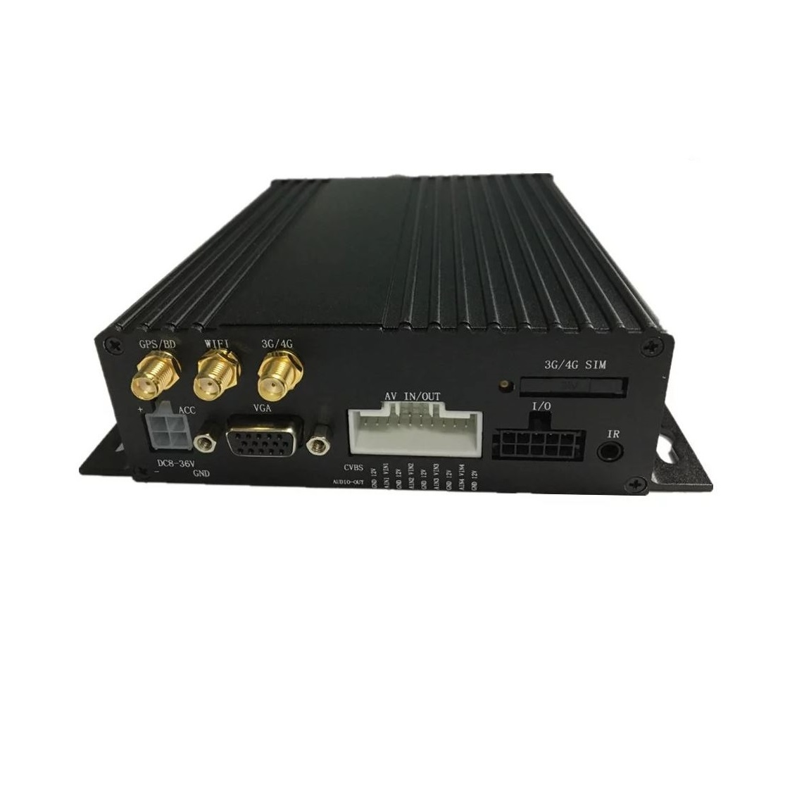 М2Медиа-1080p SD (4 канала, опционально ГЛОНАСС/GPS, 4G, WiFi))