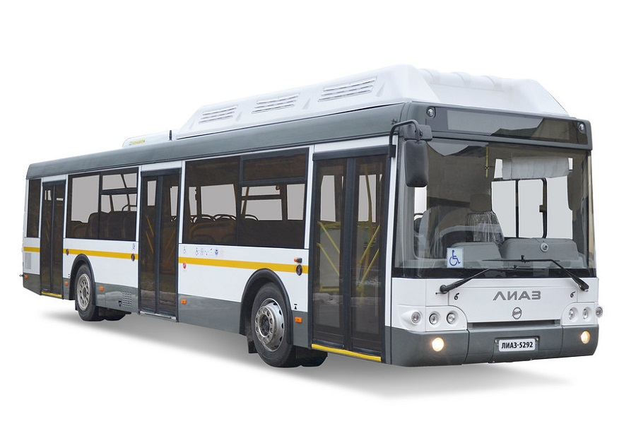 Автобус трехдверный